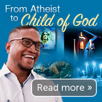 From Atheist to Child of God- Santosh