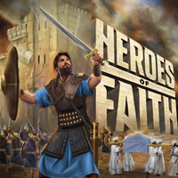 Heroes of Faith Project Graphic